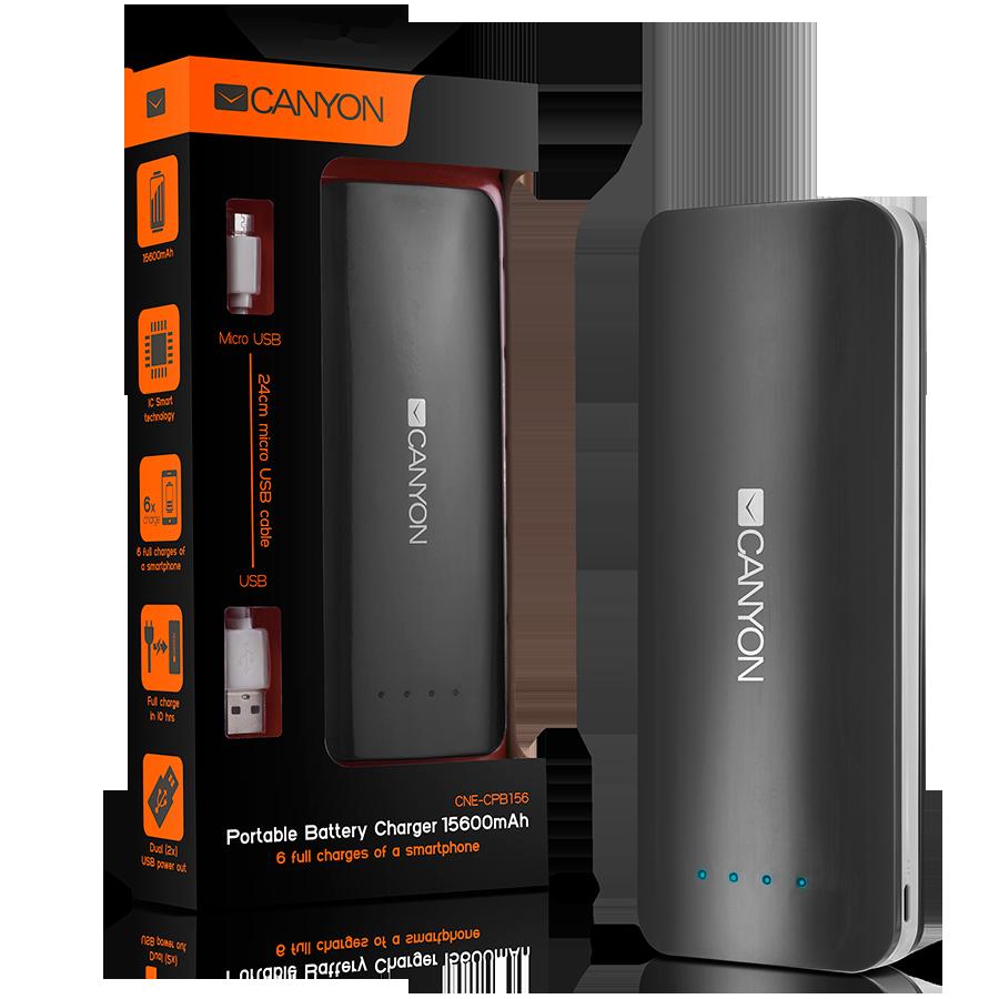 Купить Зарядное устройство CANYON CNE-CPB156