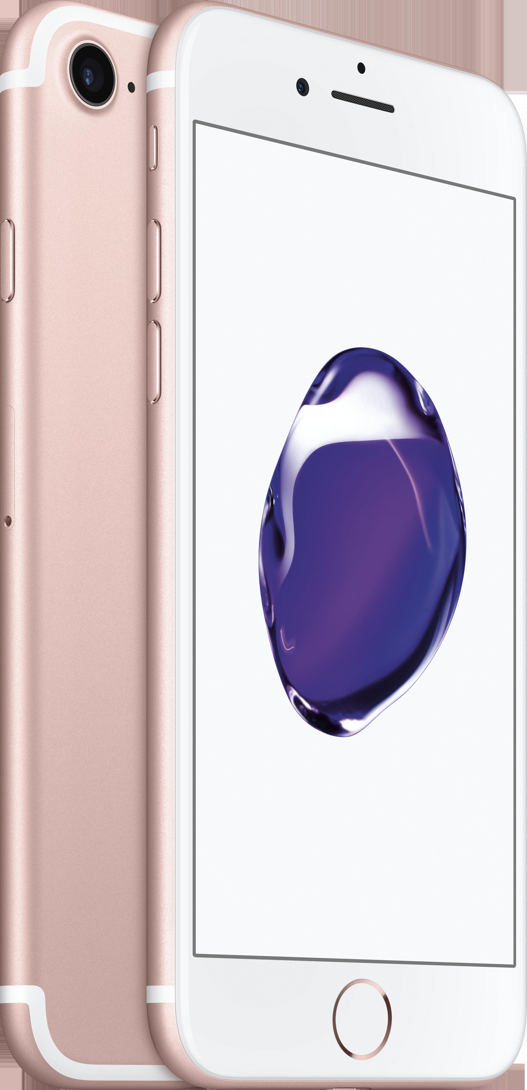 Купить IPhone 7, 128 ГБ, Розовое золото, APPLE