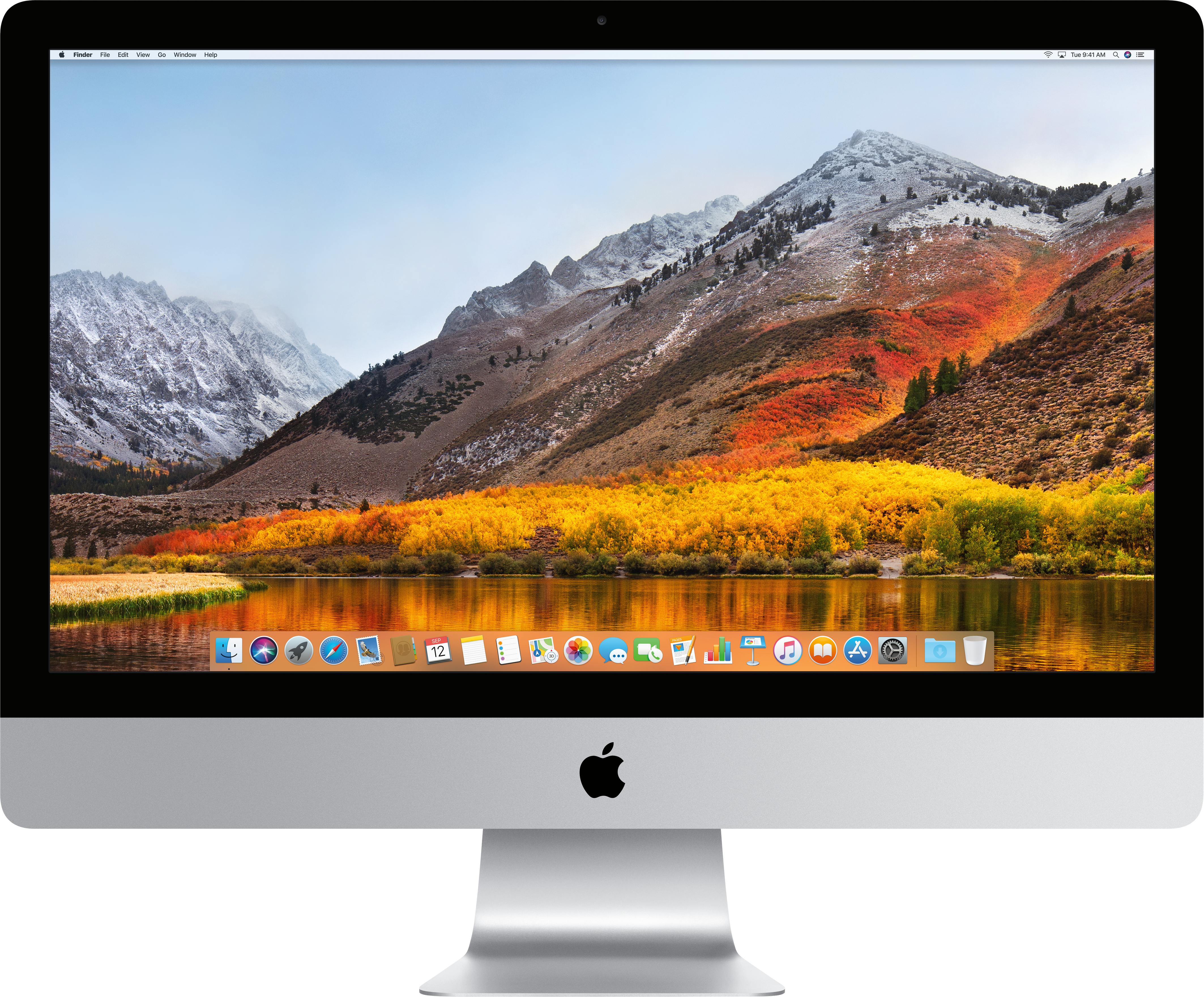 Купить IMac 27 Retina 5K, Intel Core i5, 8 ГБ, 1 ТБ Fusion Drive, AMD Radeon Pro 575, APPLE