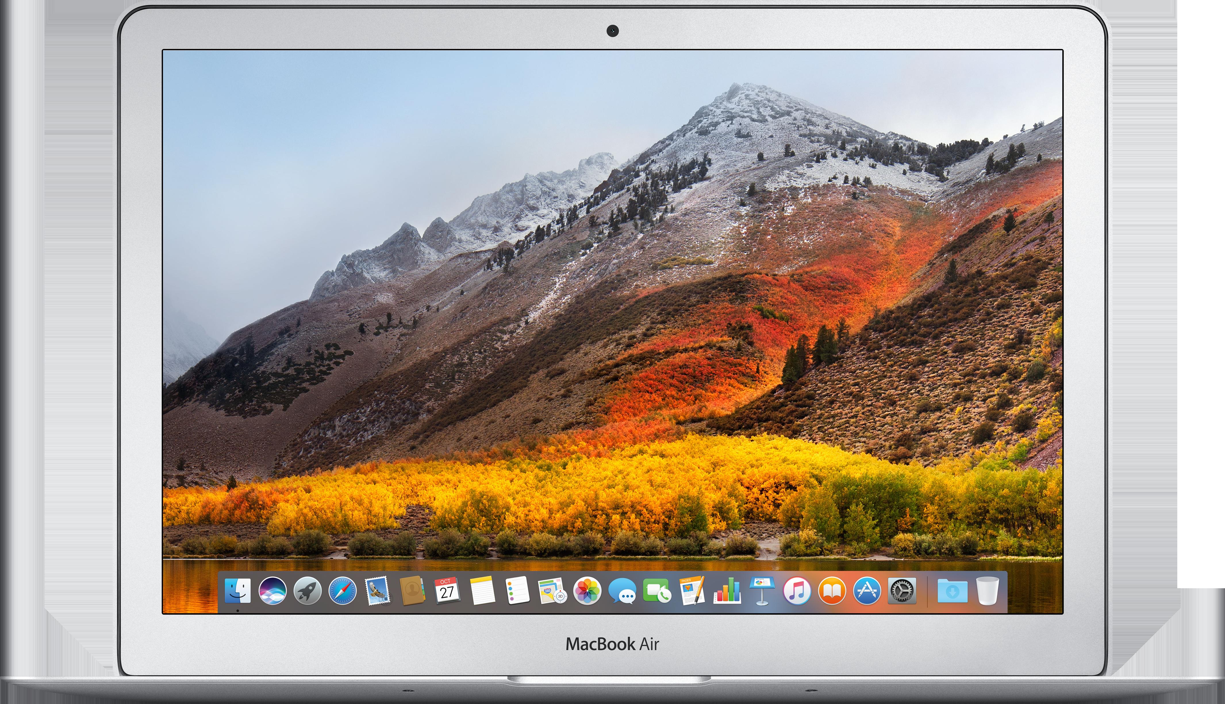 Купить MacBook Air 13 , 8 ГБ, 128 ГБ, Intel Core i5, Серебристый, APPLE