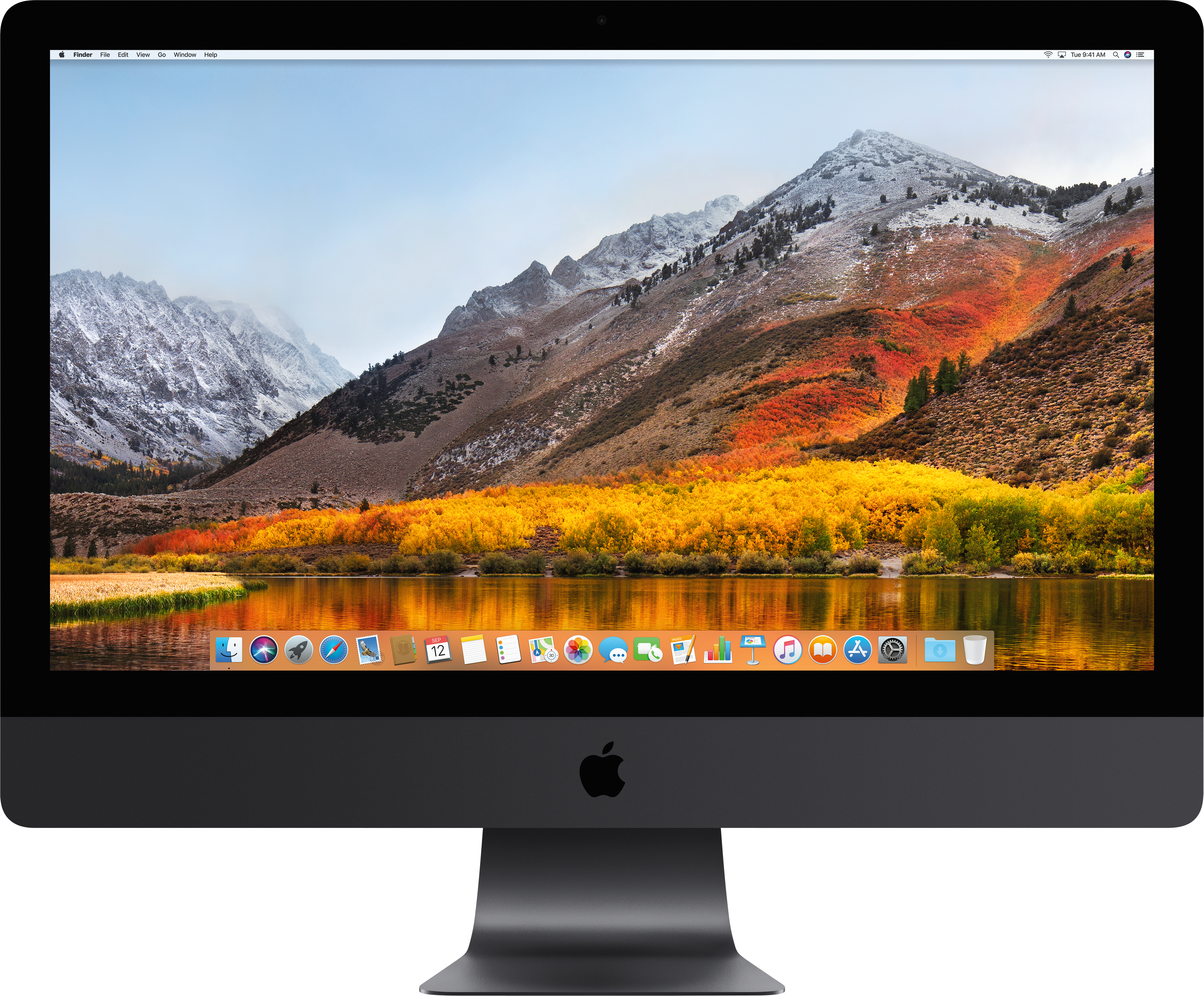 iMac Pro Retina 5K, Intel Xeon...