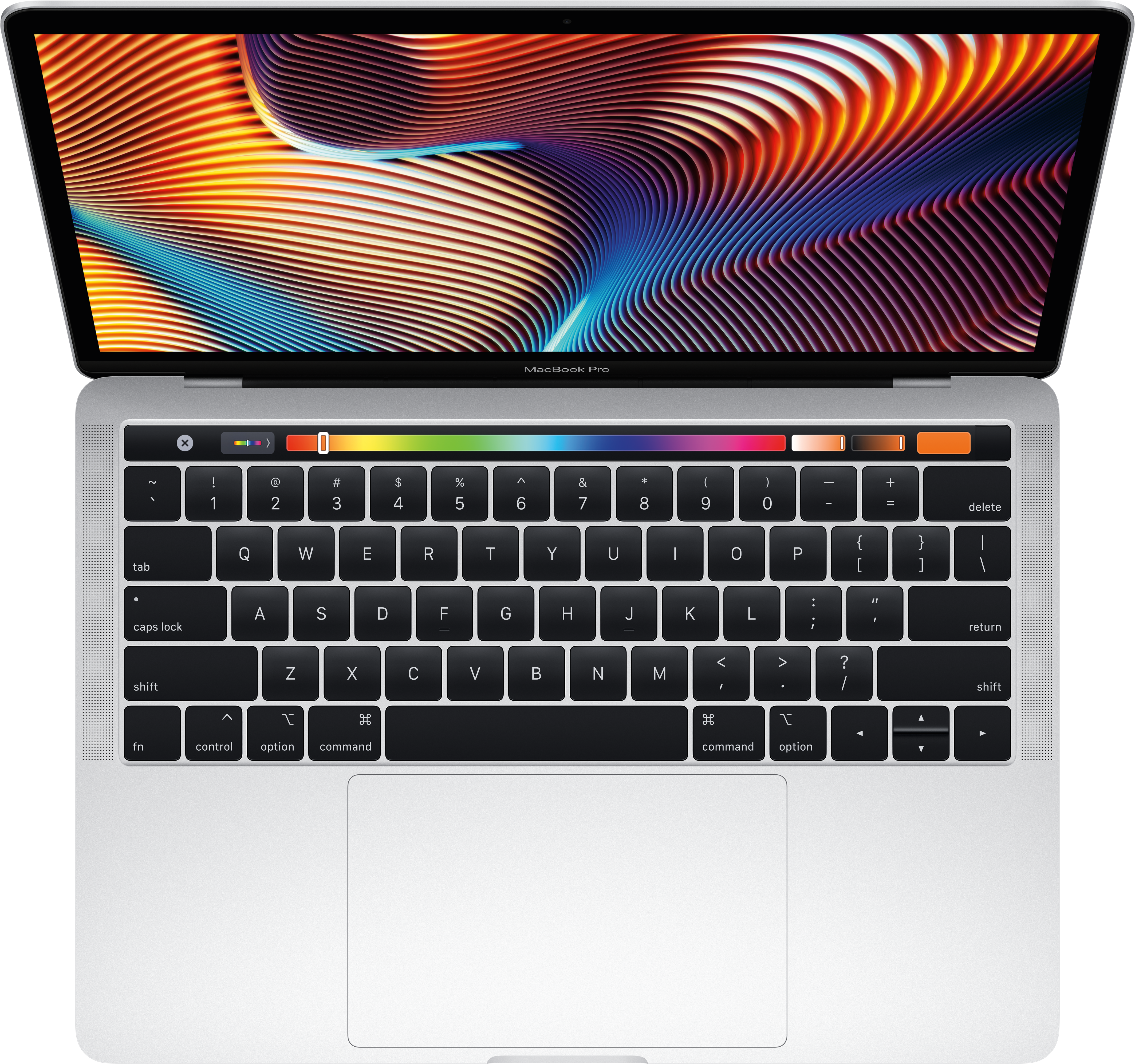 Купить MacBook Pro 13 с Touch Bar, 8 ГБ, 512 ГБ, Intel Core i5, Серебристый, APPLE