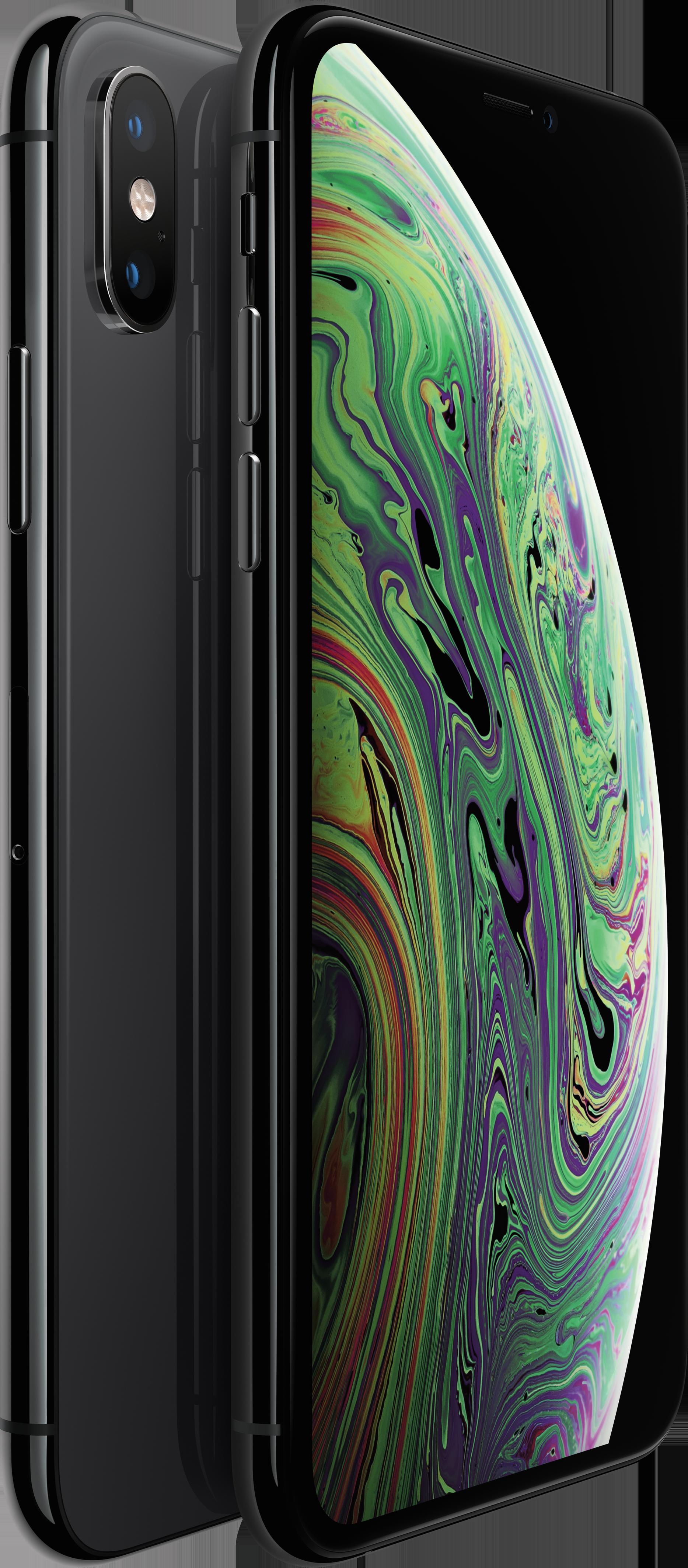 Купить IPhone Xs, 64 ГБ, Серый космос, APPLE