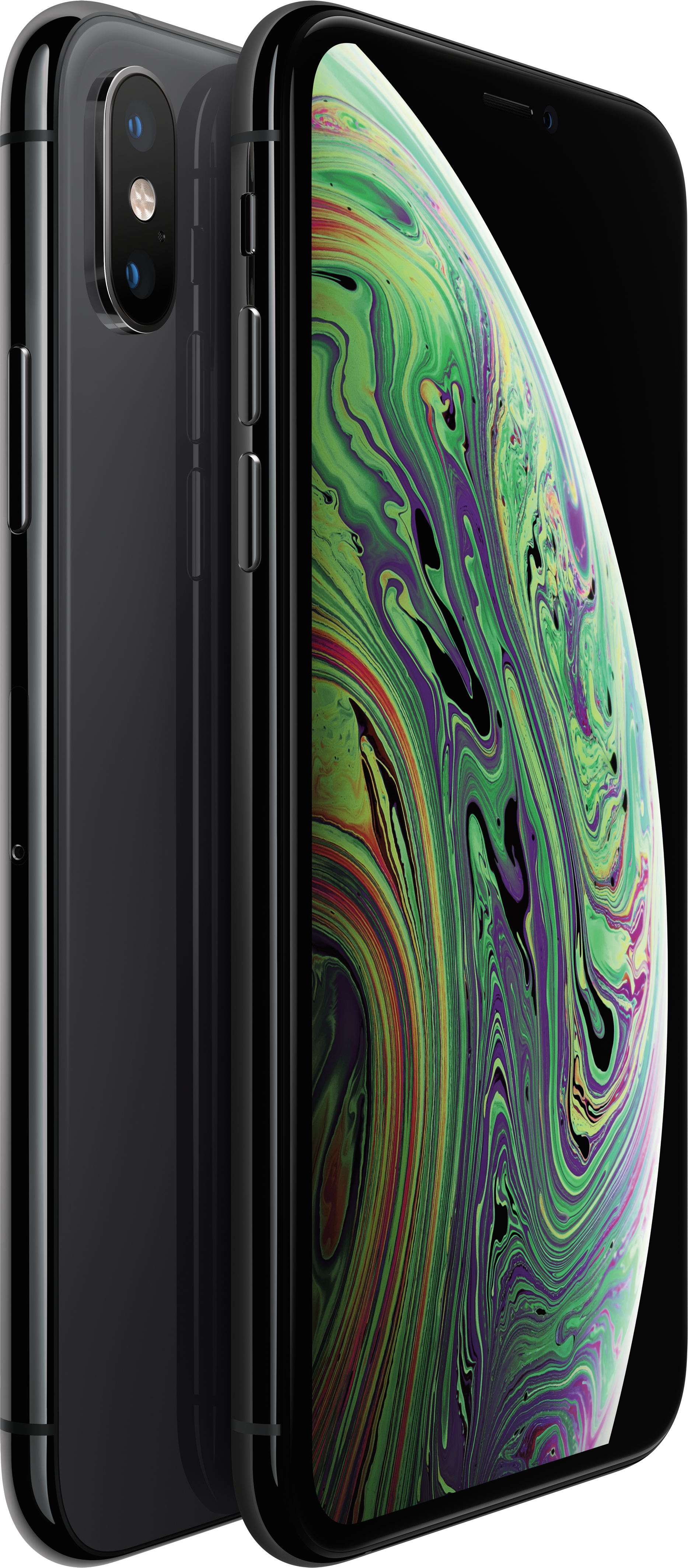 Купить IPhone Xs, 256 ГБ, Серый космос, APPLE