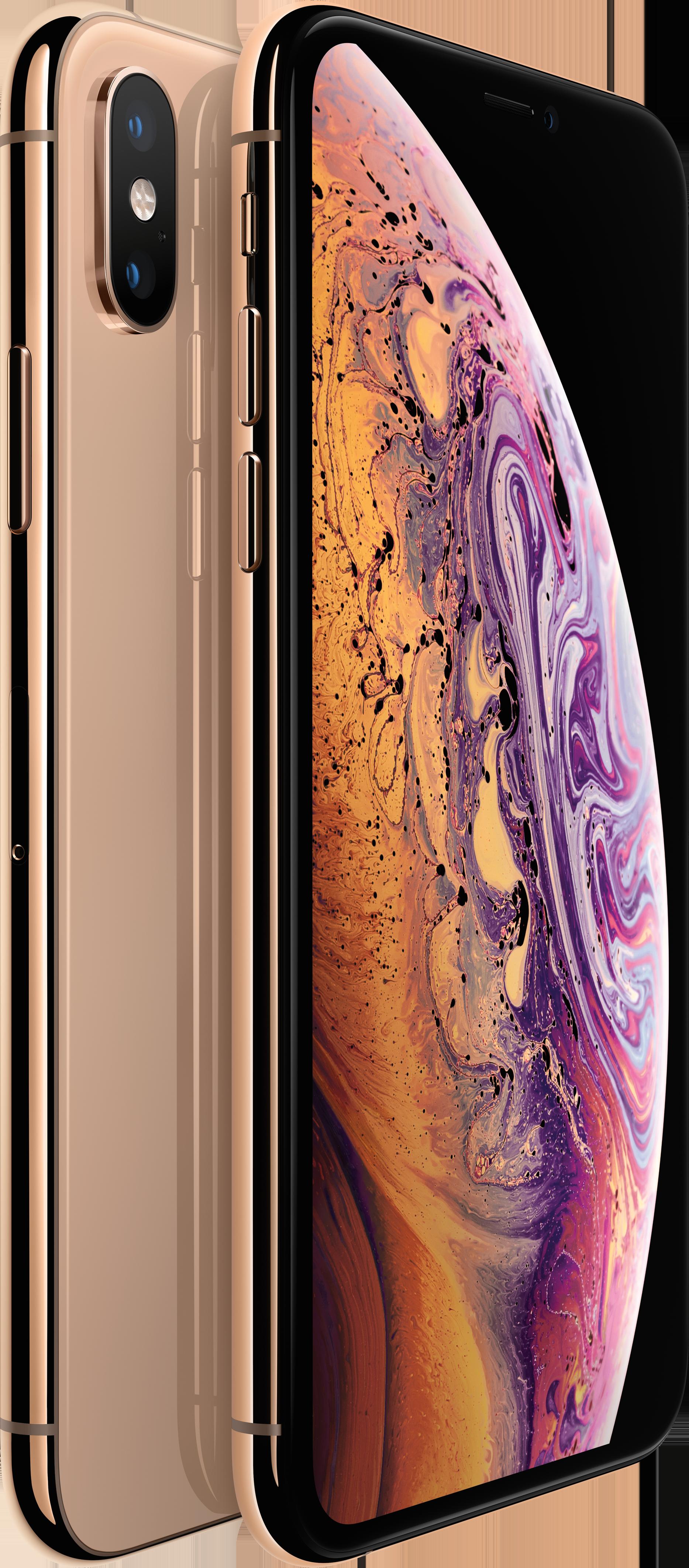 Купить IPhone Xs, 512 ГБ, Золотой, APPLE