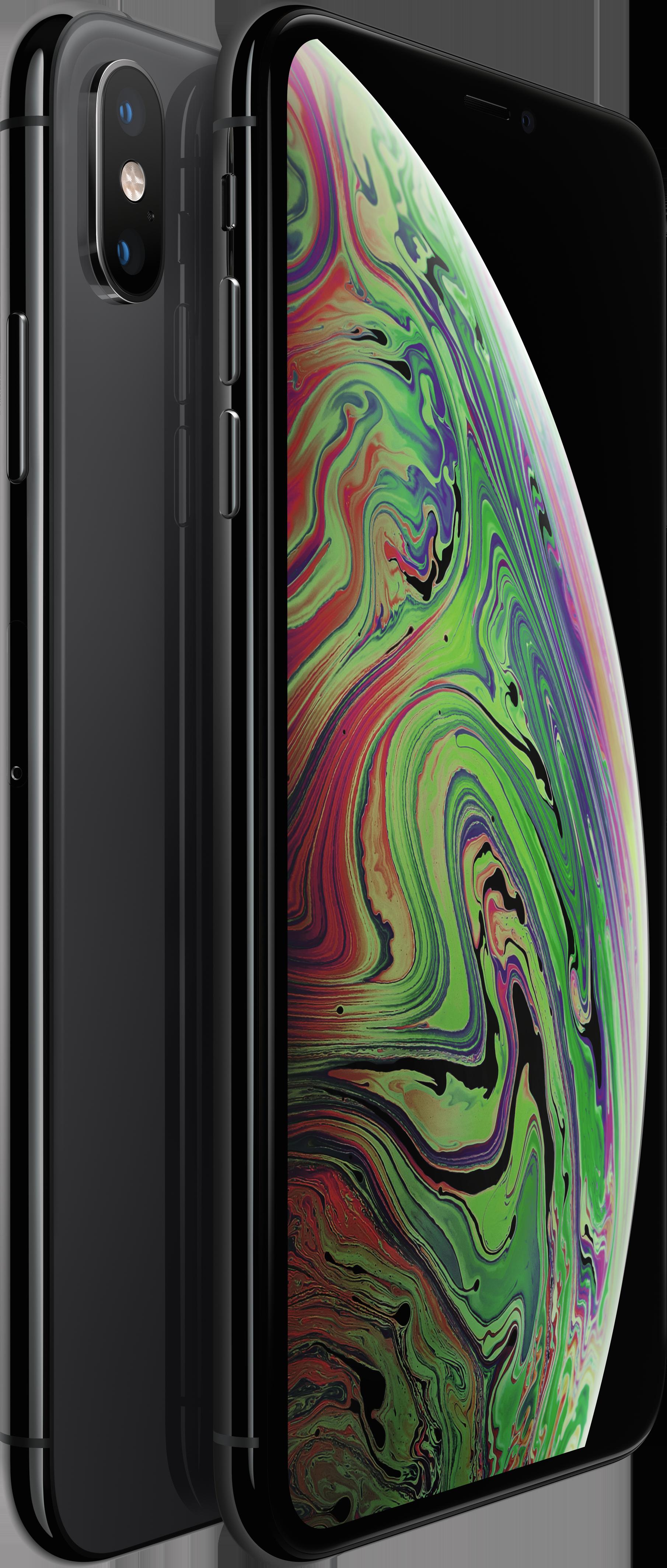 Купить IPhone Xs Max, 64 ГБ, Серый космос, APPLE