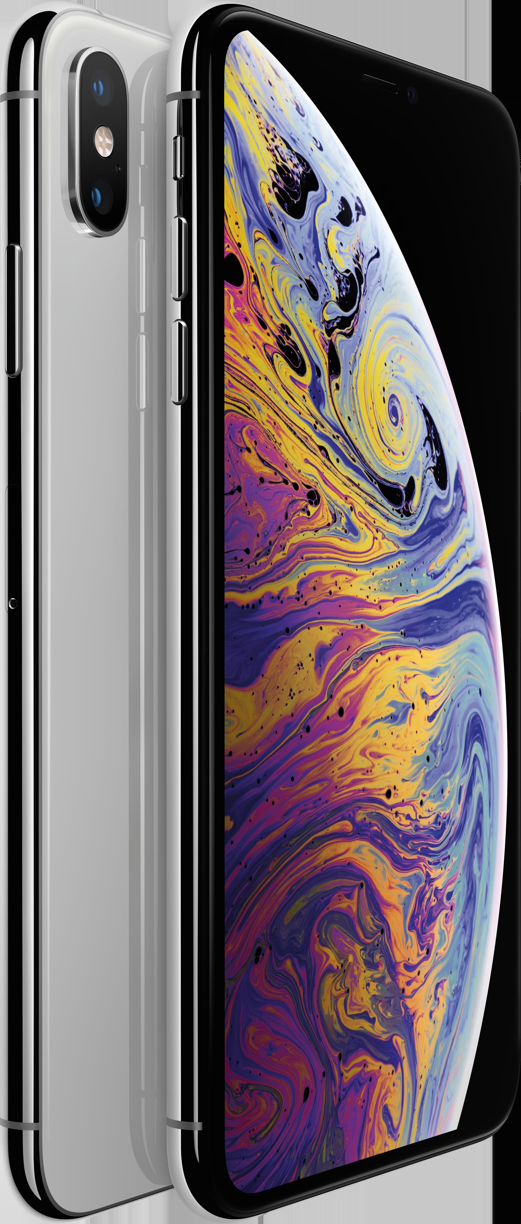Купить IPhone Xs Max, 64 ГБ, Серебристый, APPLE