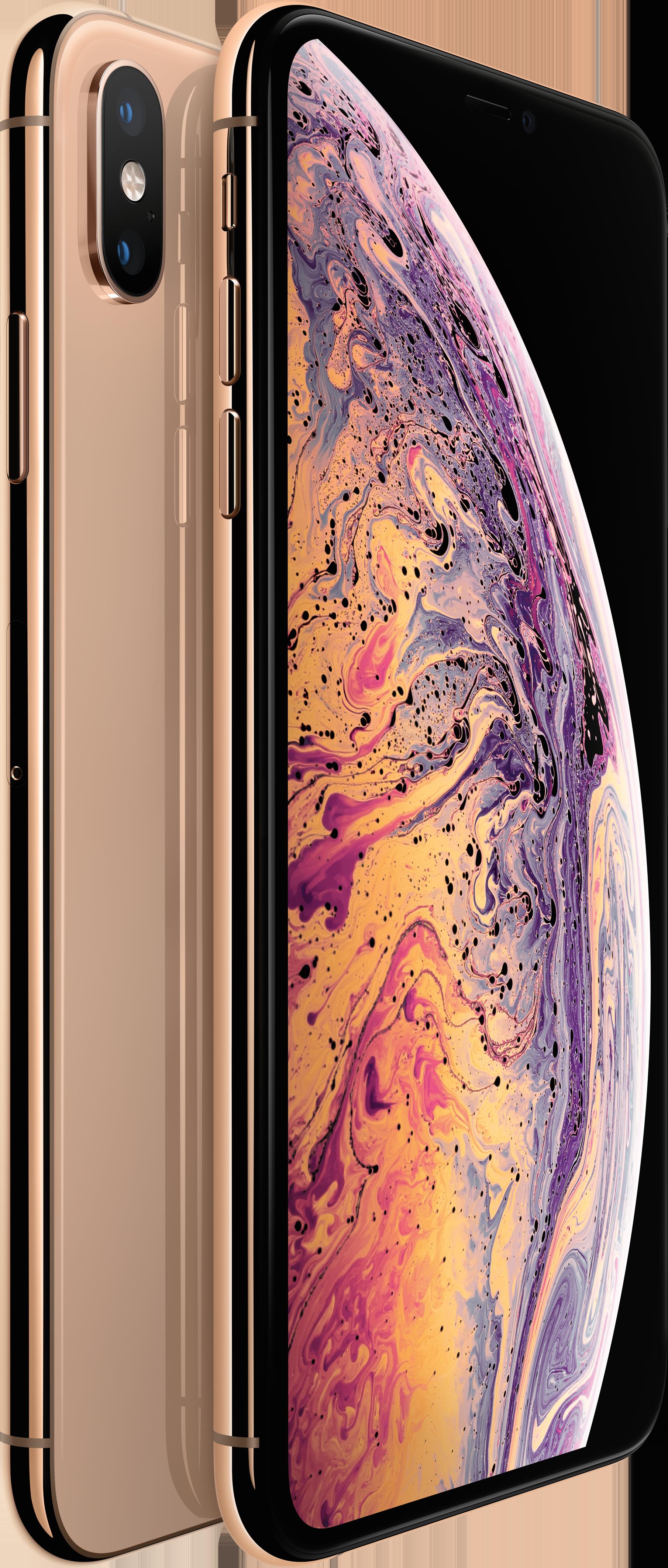 Купить IPhone Xs Max, 64 ГБ, Золотой, APPLE
