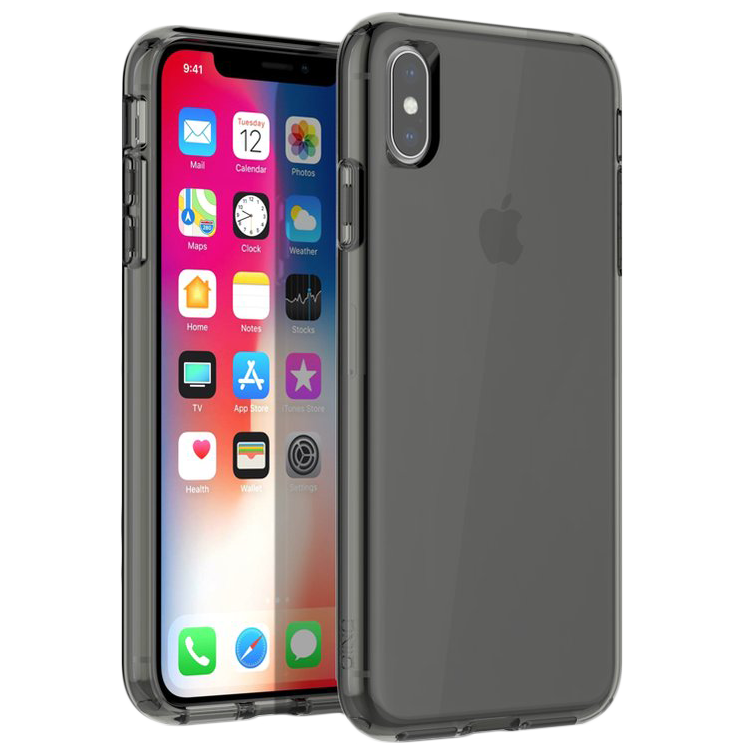 Купить Чехол Uniq для iPhone XS Max Clarion Smoke