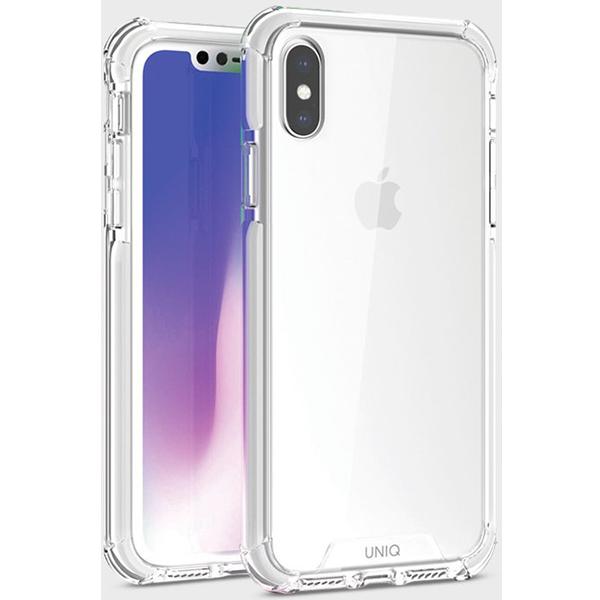 Купить Чехол Uniq для iPhone XS Max Combat White