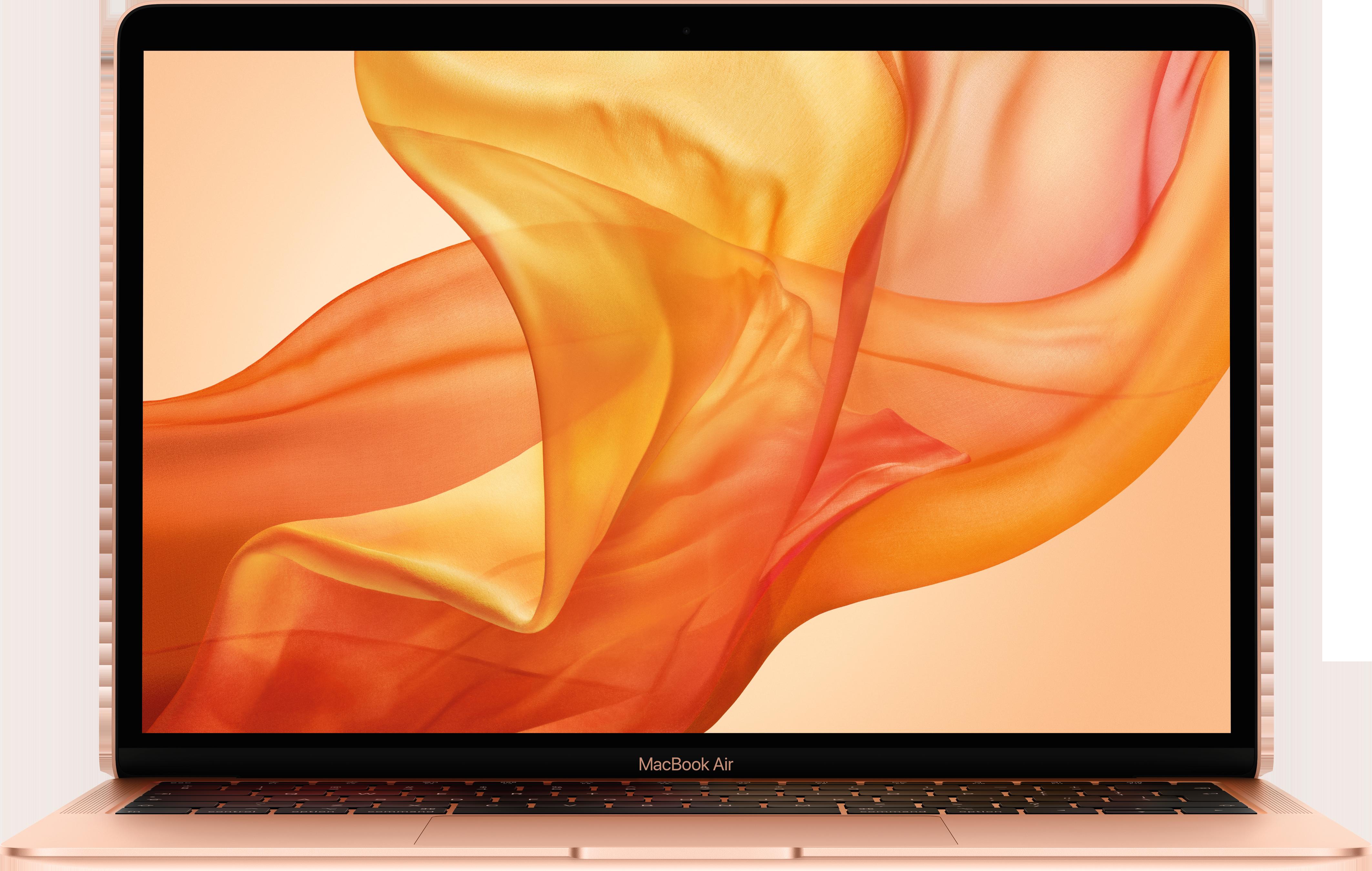 Купить MacBook Air 13 , 8 ГБ, 128 ГБ, Intel Core i5, Золотой, APPLE