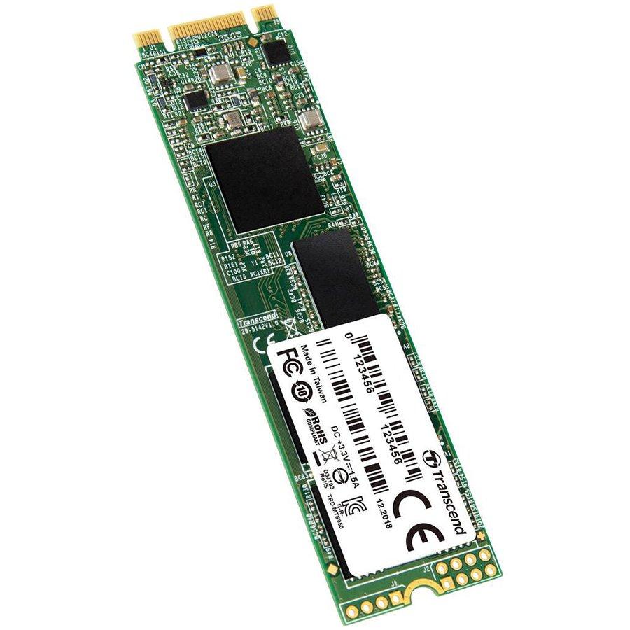 Купить Твердотельный накопитель TRANSCEND M.2 SSD 830S