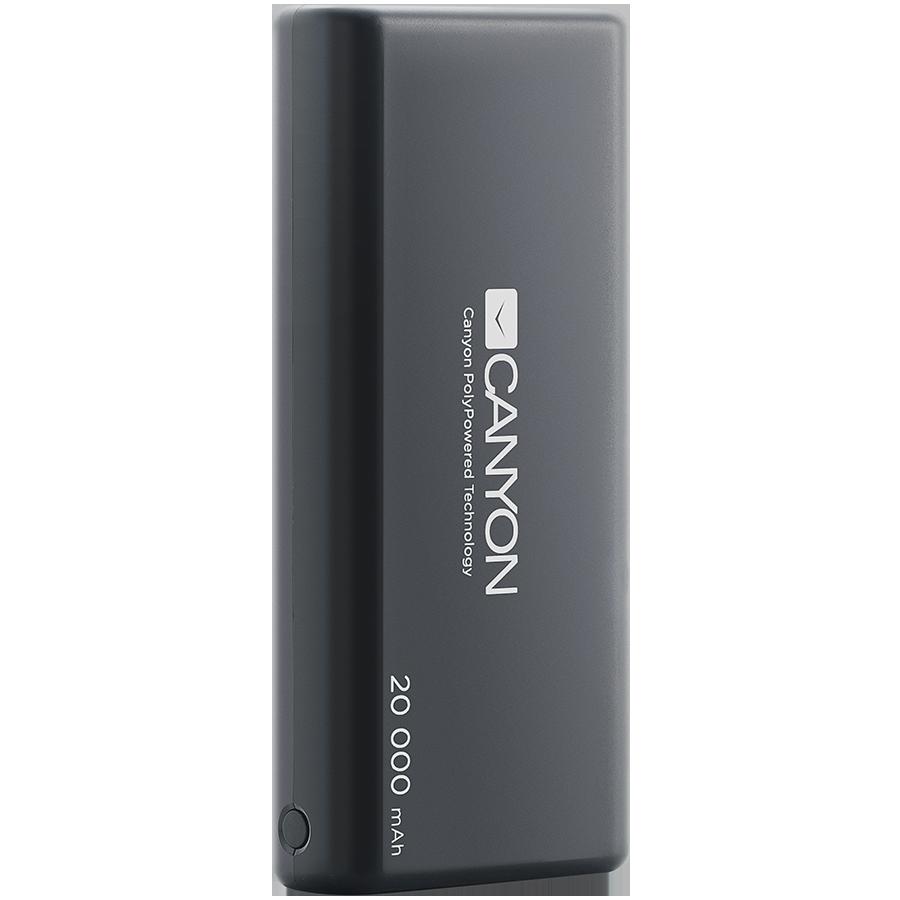 Купить Портативное зарядное устройство CANYON CNS-CPBP20