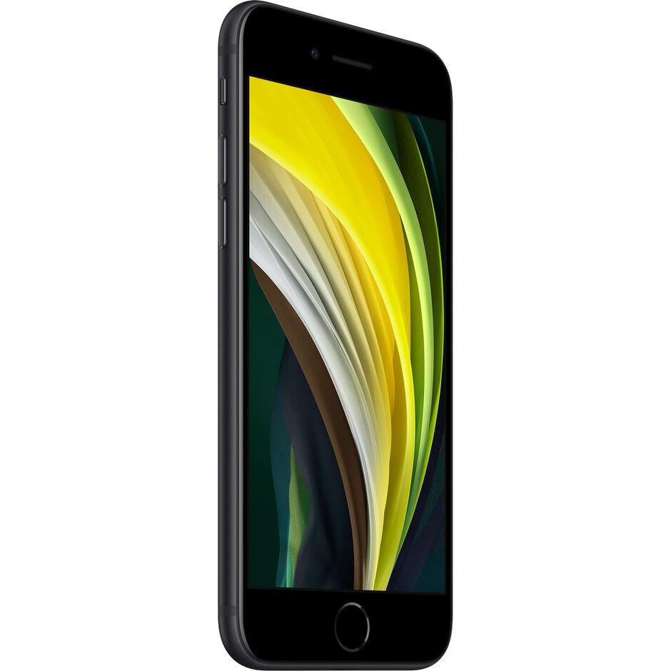 iPhone SE Gen.2 64 ГБ Чёрный: купить в Алматы цена   iPoint.kz