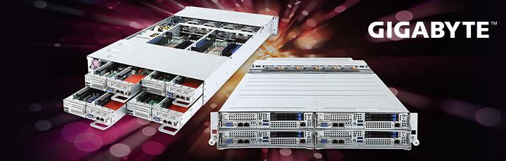 Gigabyte Servers