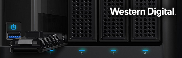 Western Digital Storage