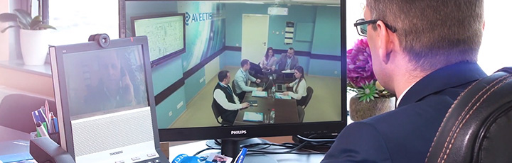 Professional audiovisual systems for meeting rooms